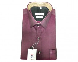 Men-maroon-Shirt