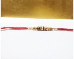 rakhi with beads
